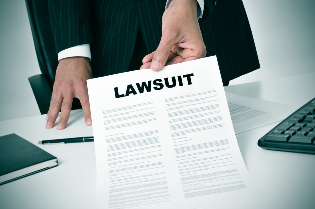 Civil Lawsuit Defense and Steps to Take