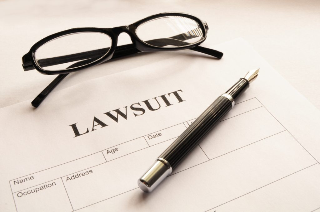 Filing a lawsuit with an attorney