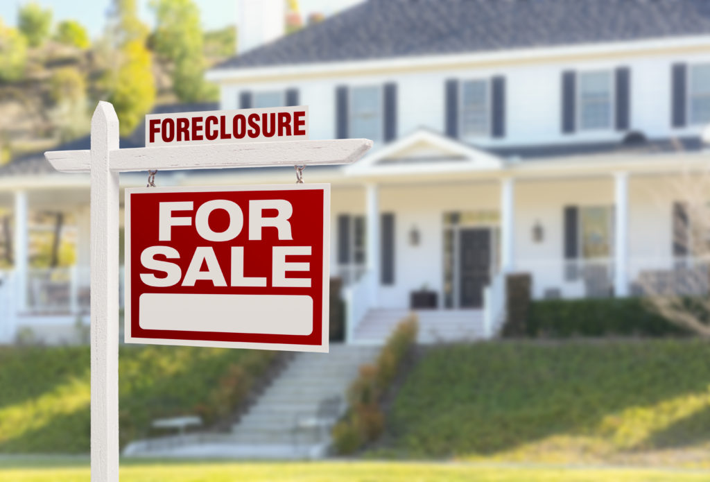 Foreclosure Defense with House in Foreclosure