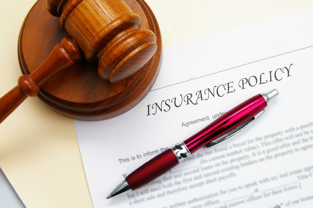 Insurance Claims and Legal Help from a Lawyer