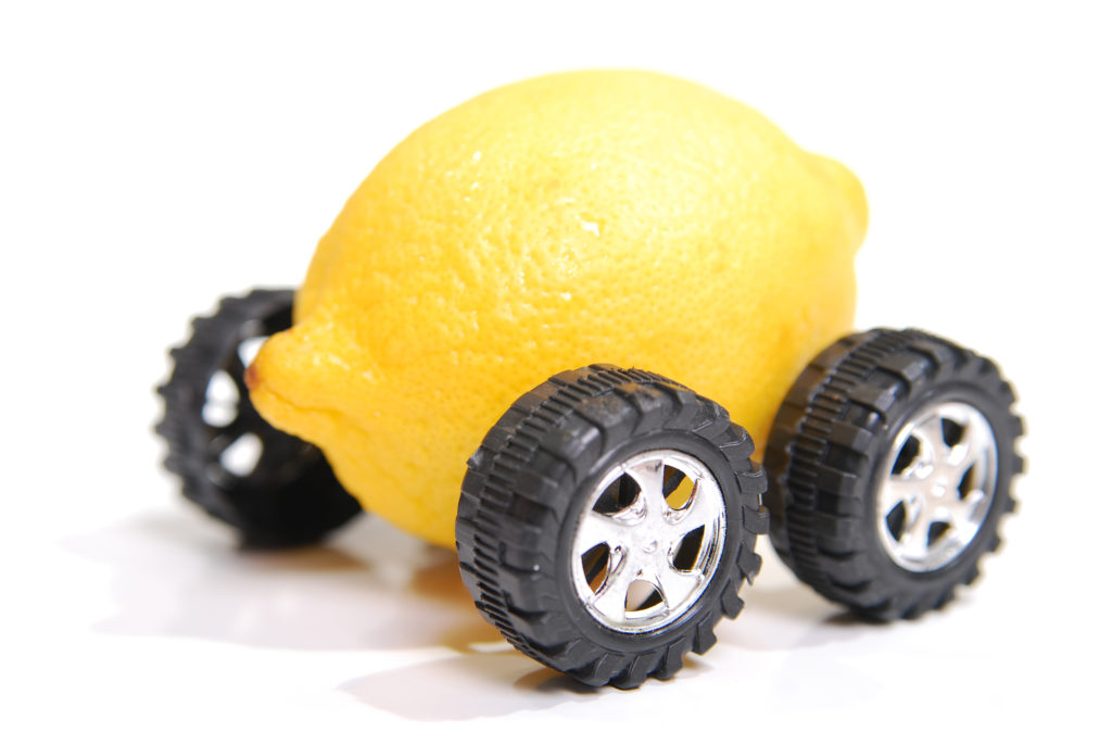 Lemon Law Vehicle