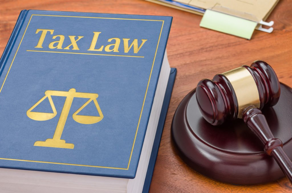 Tax Law and Topics to Understand