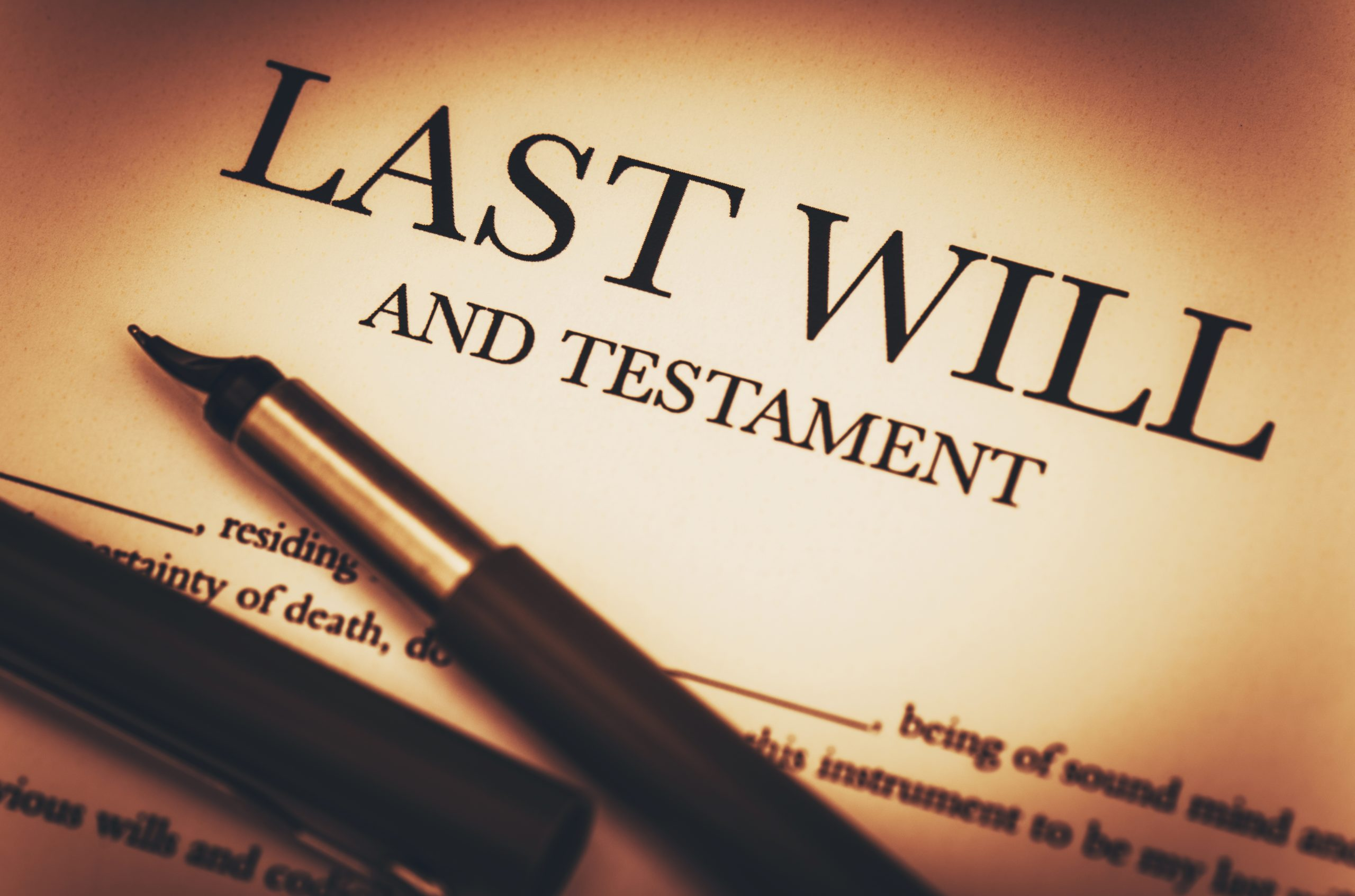 Trusts vs Wills