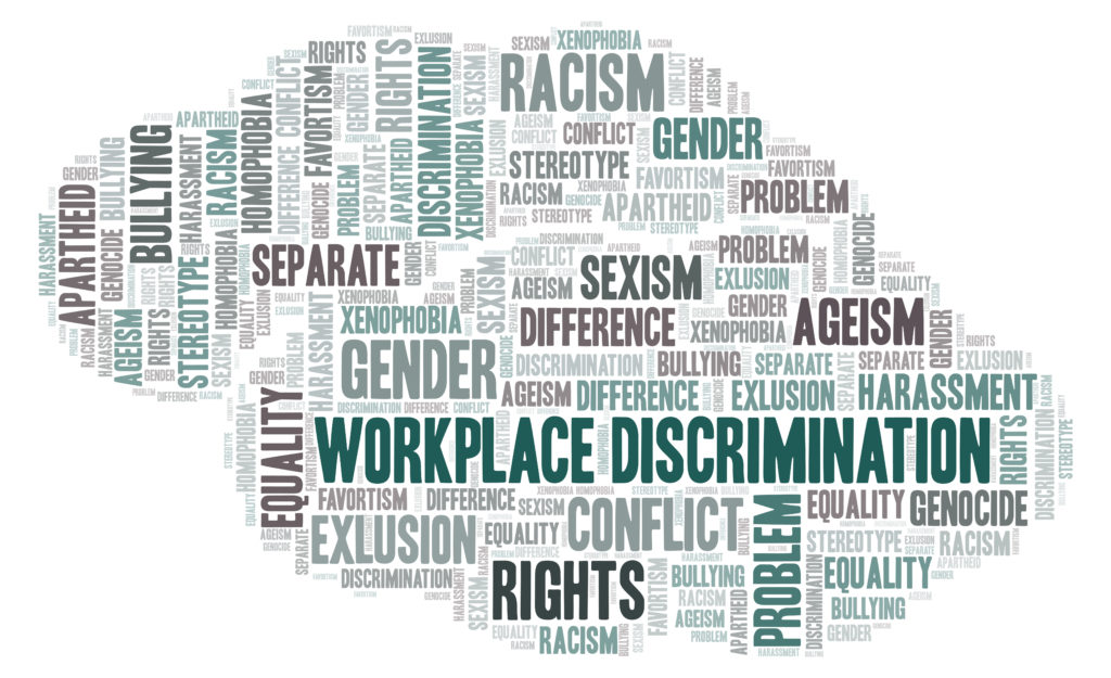 Workplace discrimination and types