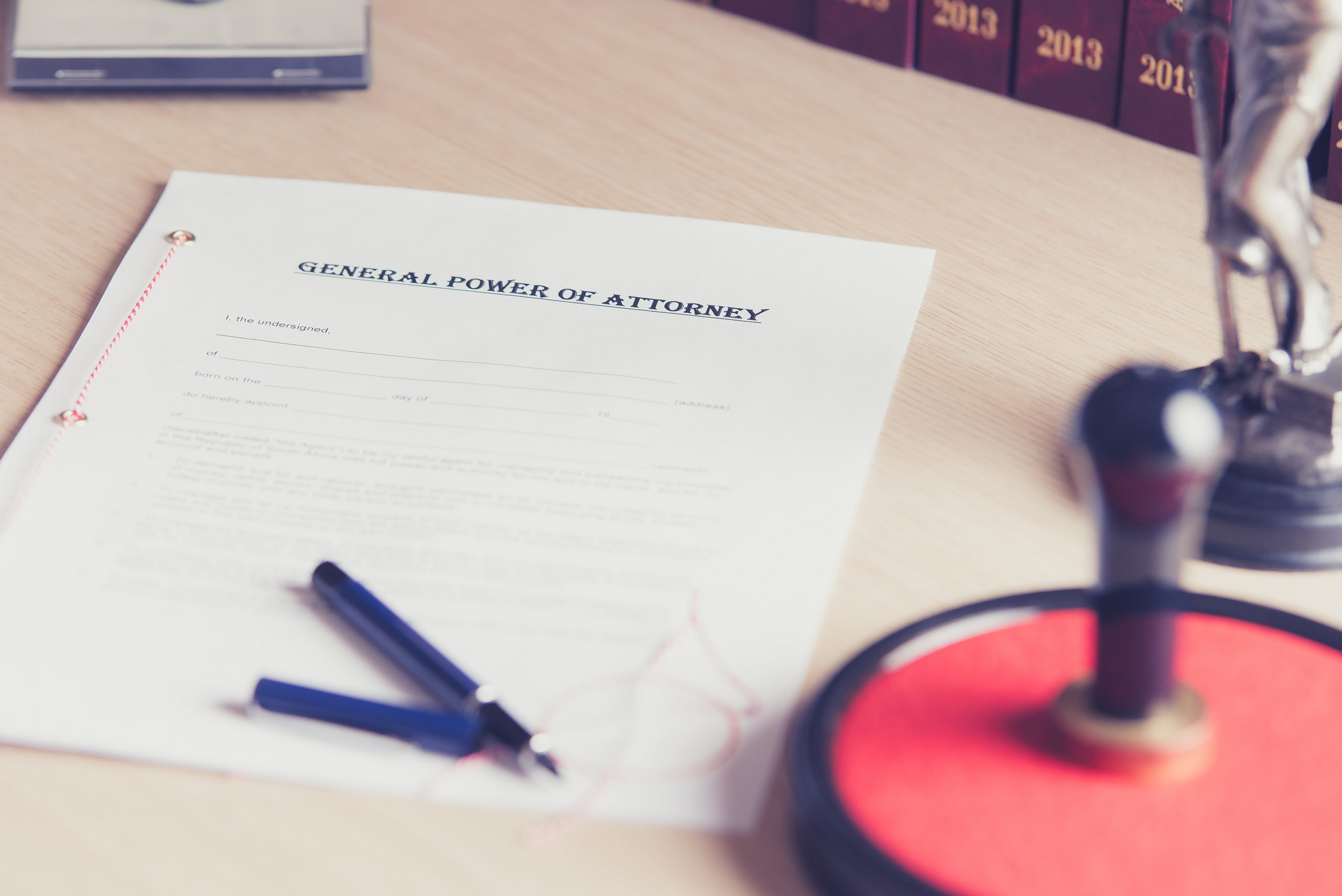 General vs Special Power of Attorney